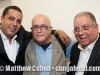 Horacio Rodriguez, Martin Cohen and Gillermo Garcia Vales