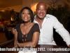 Vivianne and Mokhatar Samba