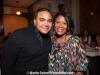 Orlando Vega and Vivianne Cohen