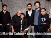 Gilad Hekselman. Martin Cohen, Magda Giannikou, Petros Klampanis, John Hadfield and Javier Raez