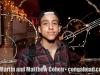 Matthew Cohen.  Christmas Eve. Coamo, Puerto Rico block party