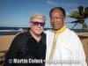 Martin Cohen and Papiro Allende.  El Balcon del Zumbador.  Pinones, Puerto Rico.