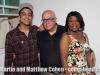 Matthew, Martin and Vivianne. Dorado, Puerto Rico