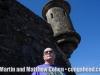 Martin Cohen at El Moro, Puerto Rico