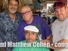 Robert Padilla, Martin Cohen, Cachete Maldonado and Wilfredo Mercado