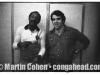 Ralph MacDonald.  Rosebud Recording Studio.  1977