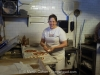 Award winning pizza chef at Tony's