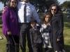 Josephine Perazo, John and Aida and family