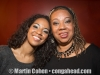 L and her mother, M