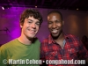 Justin Stanton and Cory Henry