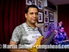 Hugo Garrido and Dennis Guevara