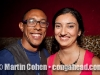 Gerardo Contino and girlfriend, Narges