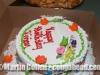 Papilon's birthday cake