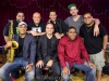 Aldo Salvent, Jhair Sala, Martin Cohen, Yorgis Goiricelaya, José Majito, Amaury Acosta and Osmany Paredes and Javier Raez
