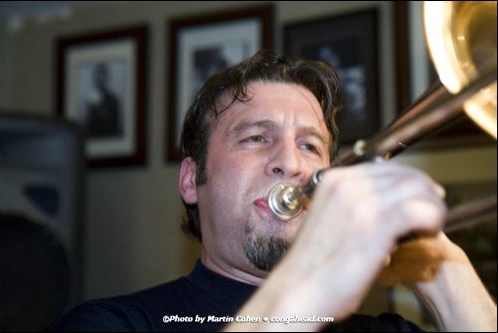 José Davila Trombone Solo