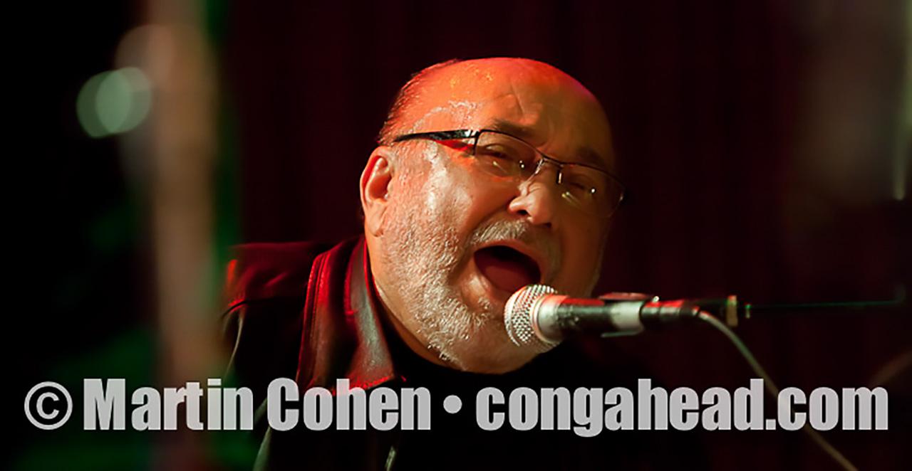 Eddie Palmieri at SOB, NYC