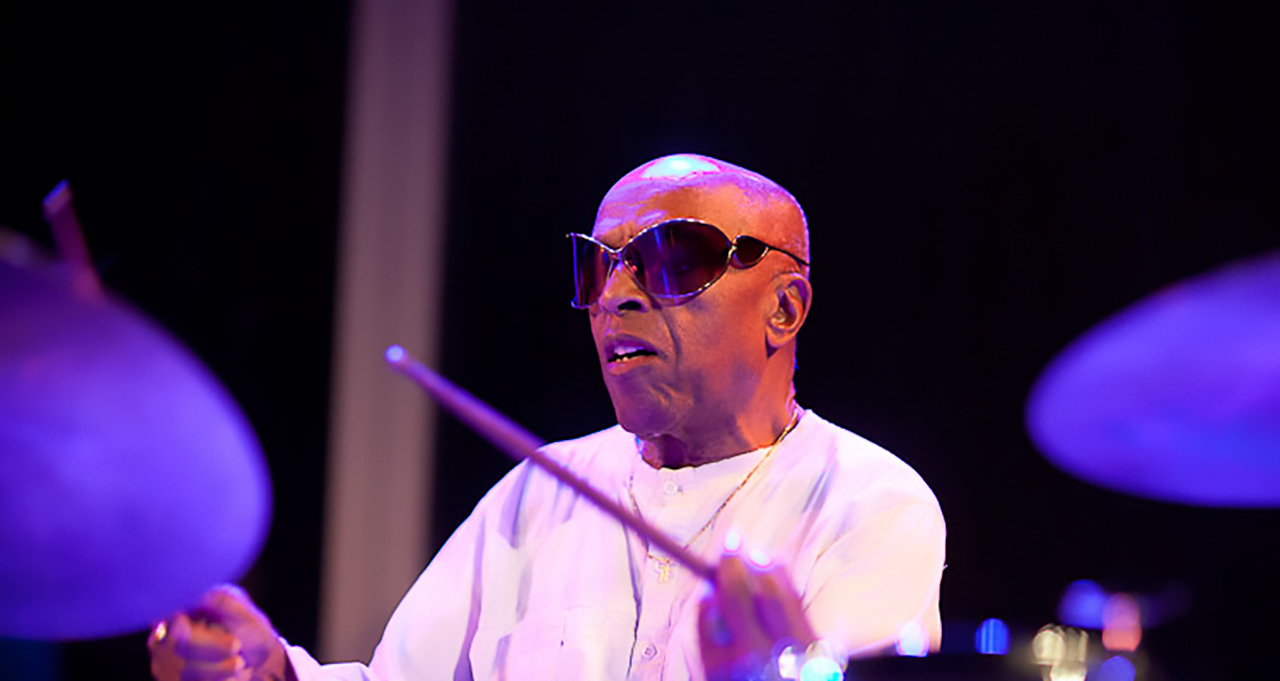 Roy Haynes at Dizzy's Club Coca Cola.  September 7, 2011