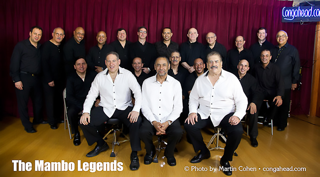 The Mambo Legends in Montvale, NJ.  November 28, 2011