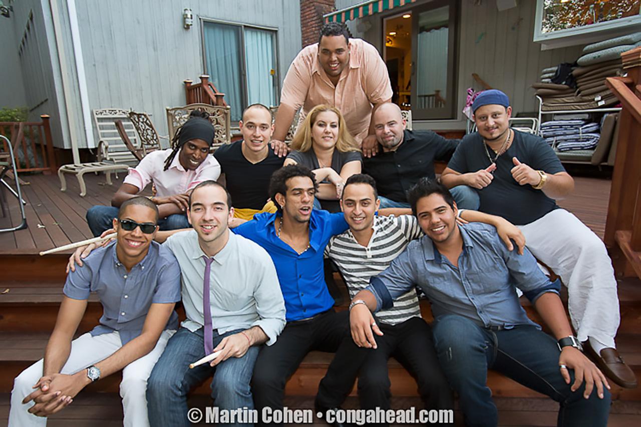 Ivan Llanes video session.  September 12, 2012