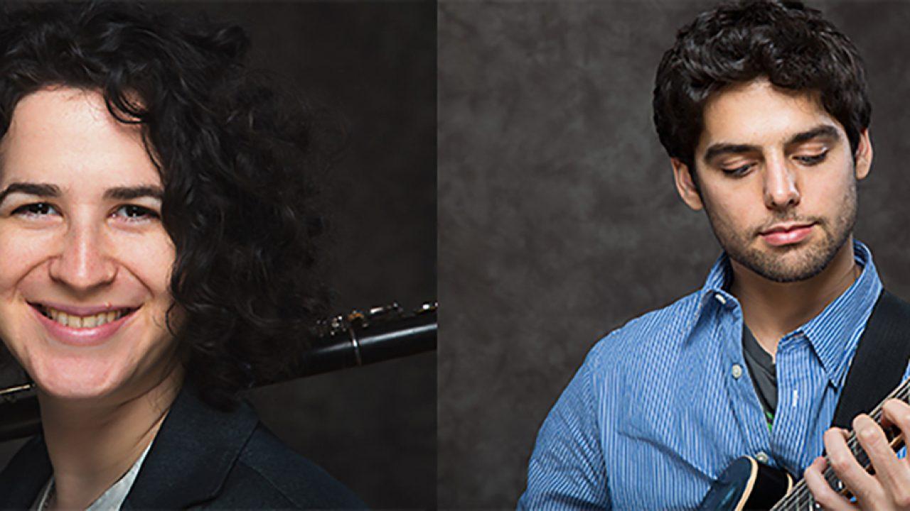 Hadar Noiberg and Daniel Weiss Duo