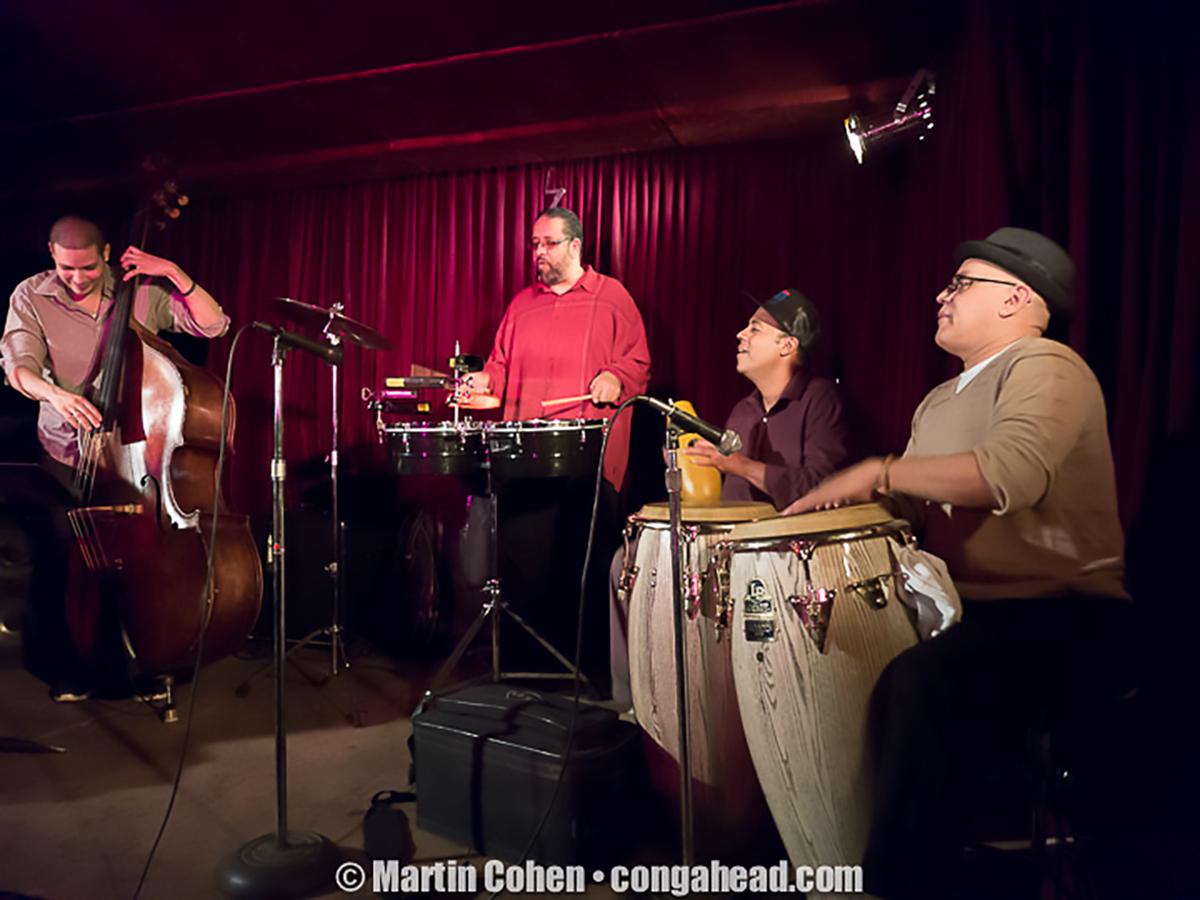 Curtis Brothers at the Zinc Bar.  April 23, 2013