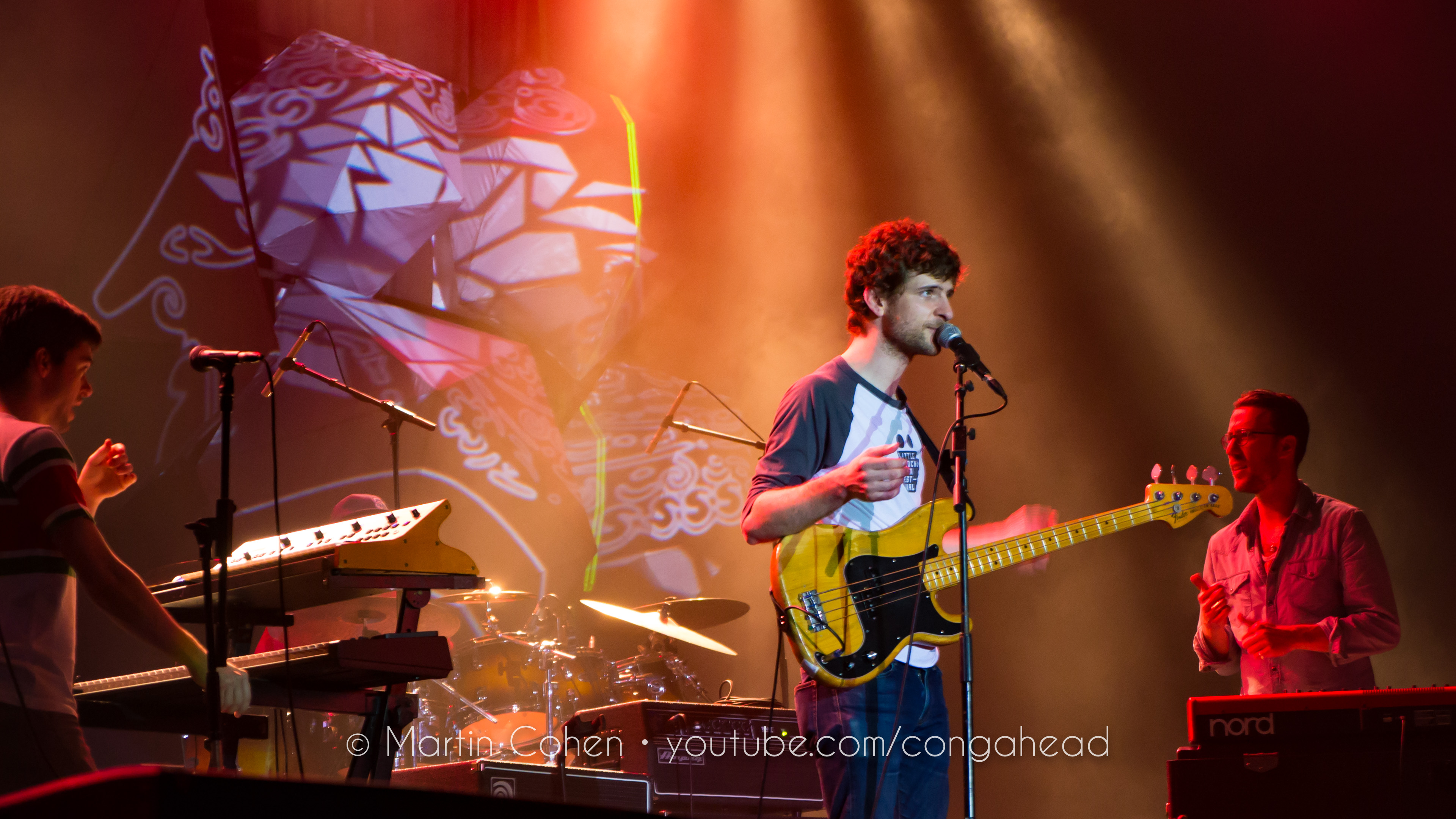 Snarky Puppy at Java Jazz Festival, 2014