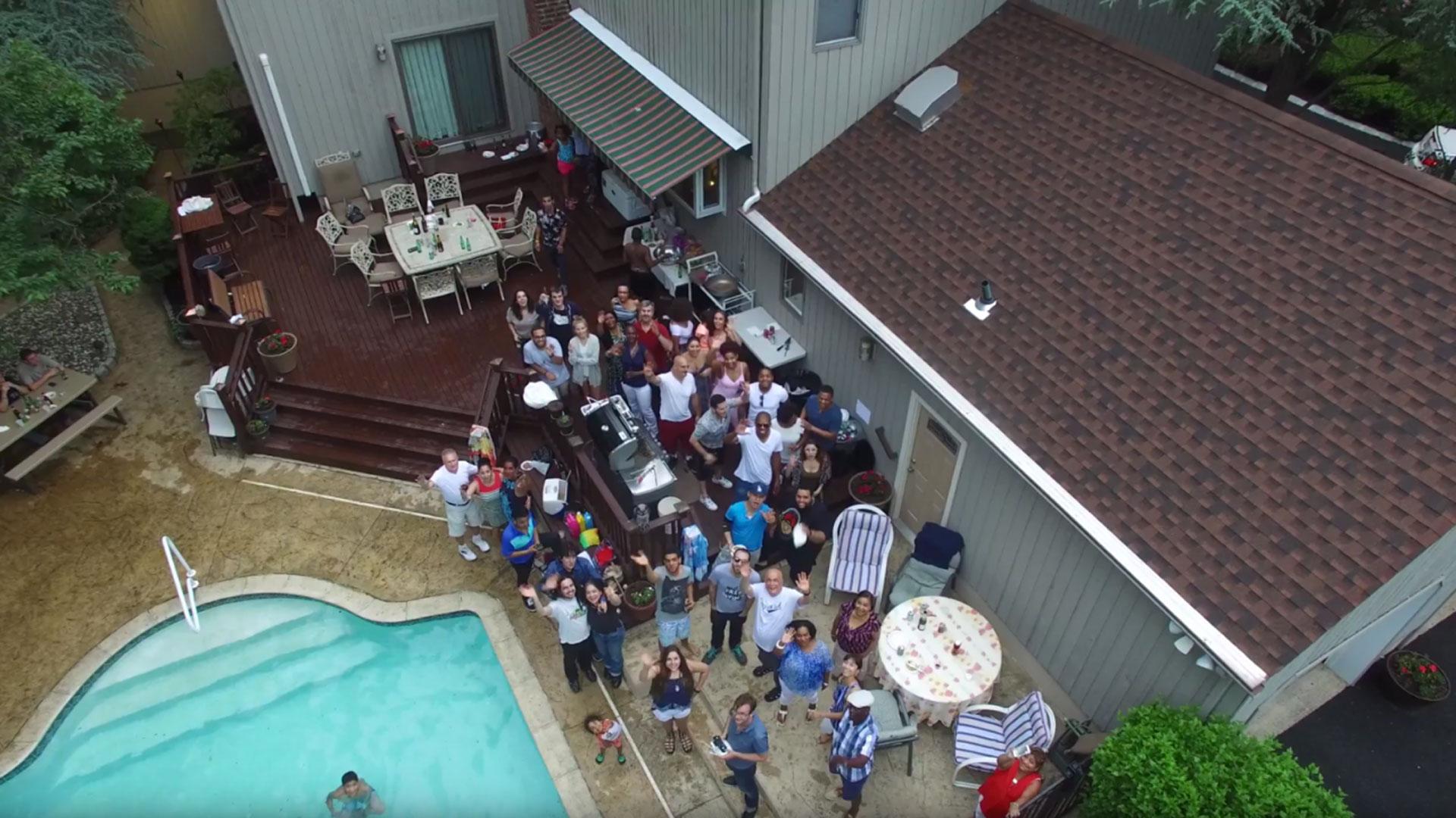 Incredible Memorial Day Party!
