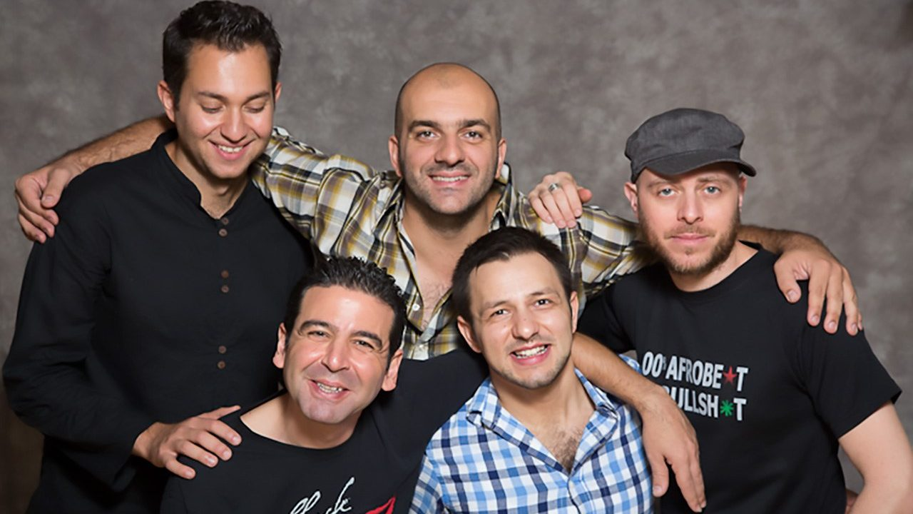 New York Gypsy All Stars video session.  October 2, 2012