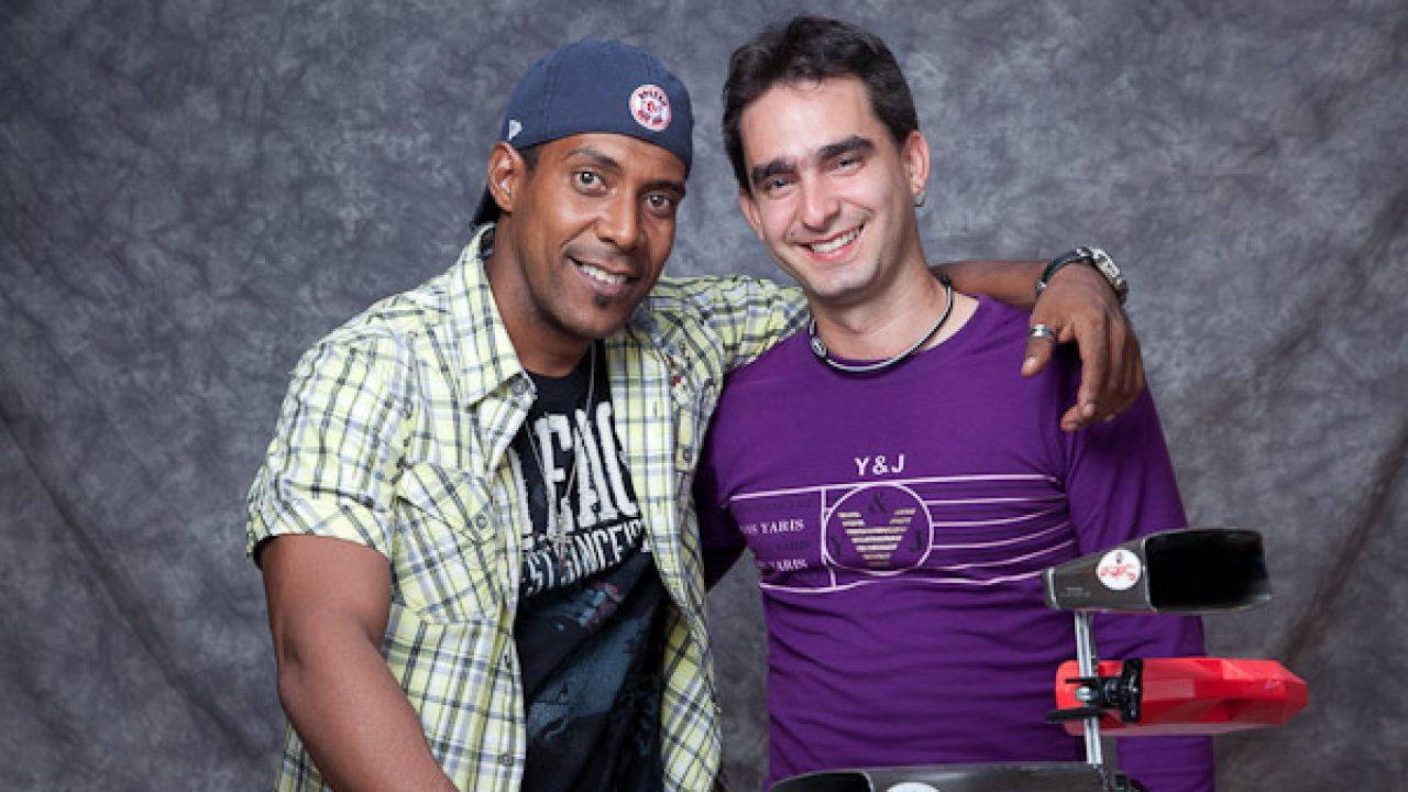 Duni Barretto Pozo and Miguel Escurola Espineta Percussion