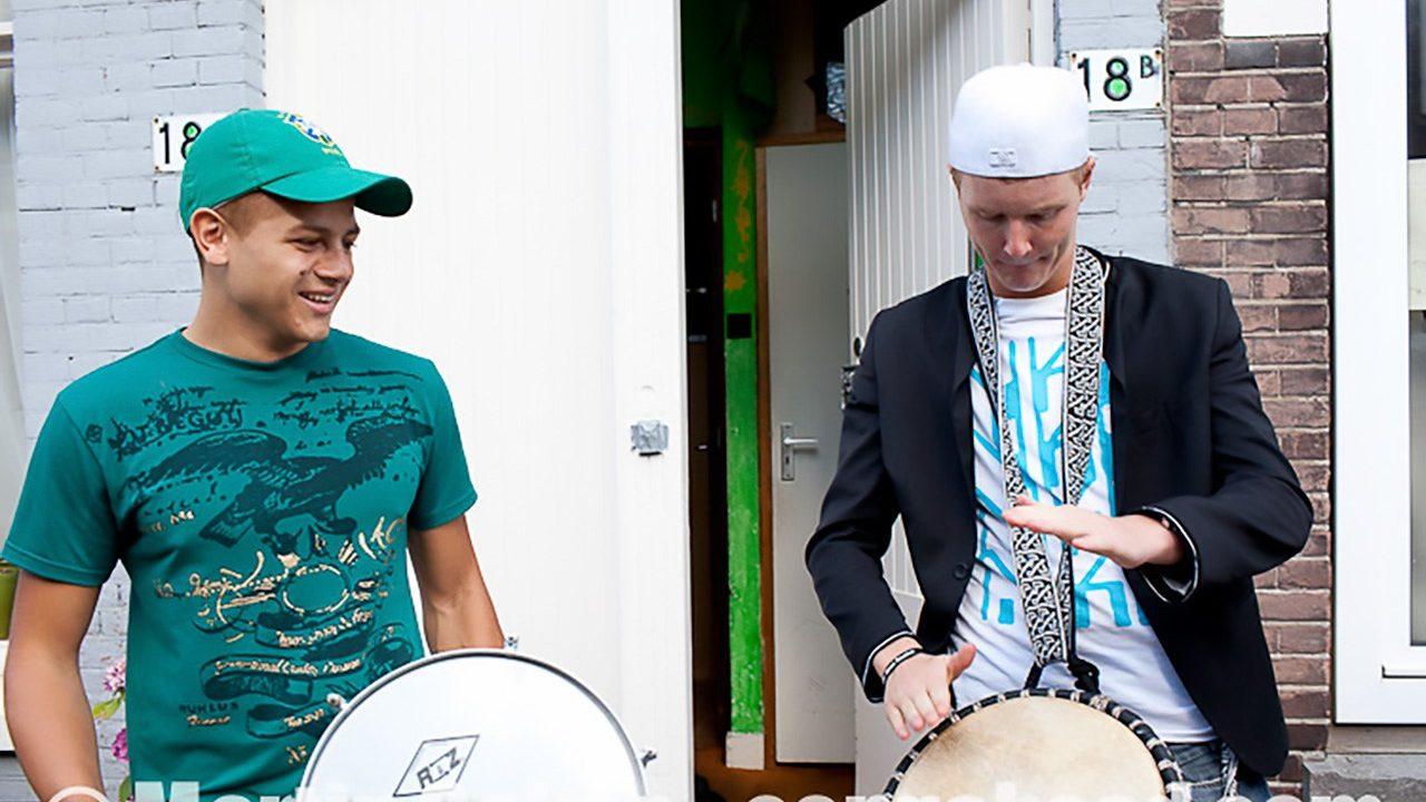 Julio Pimentel and Steven Brezet