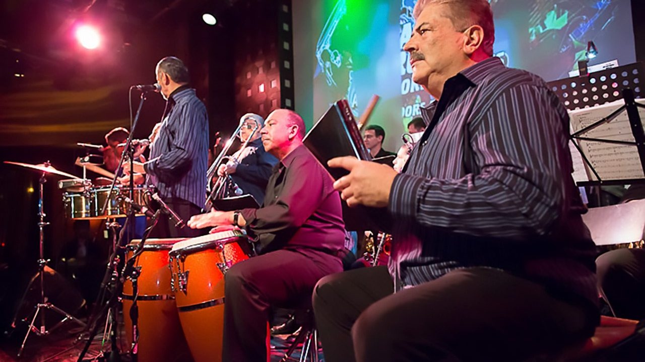 The Mambo Legends at SOB's in NYC.  April 6, 2012