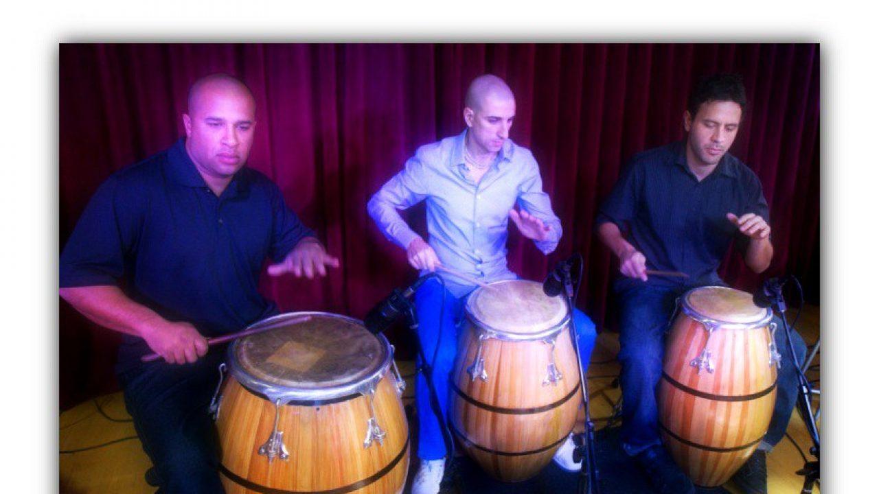"""Daniel """"Tatita"""" Marquez performs at Congahead Studio"""