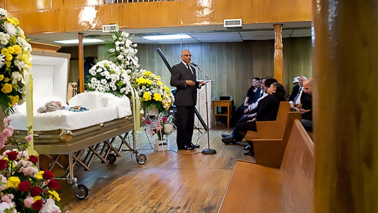 Aurora Luciano Memorial Service
