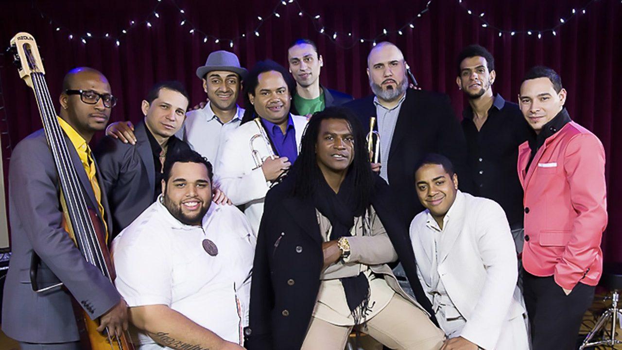 Mayito Rivera y La Tematik at Congahead Studio
