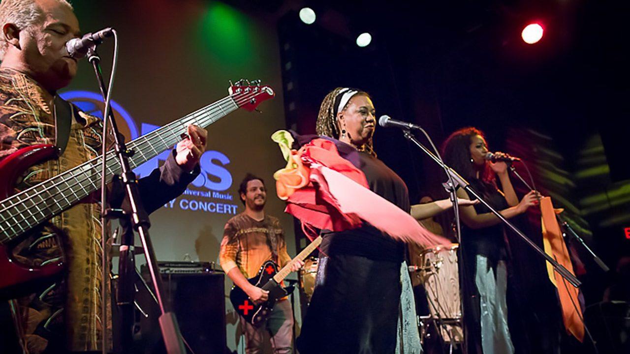 Sintesis at SOBs, NYC.  April 20, 2012