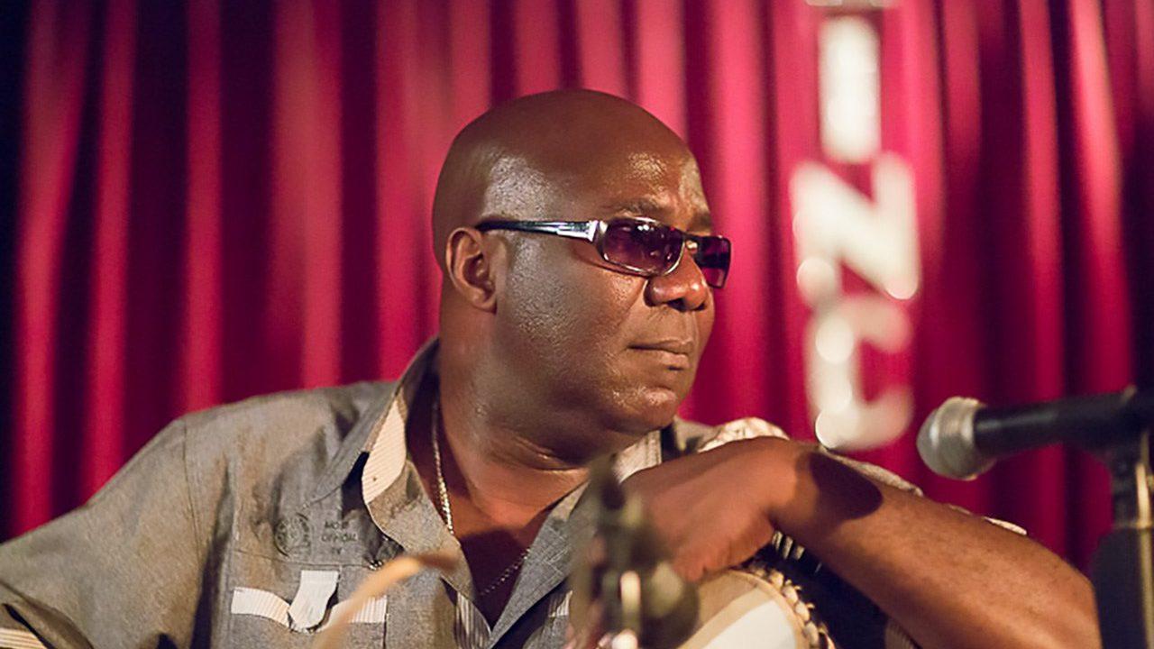 Kofo The Wonderman at the Zinc Bar.  September 21, 2012