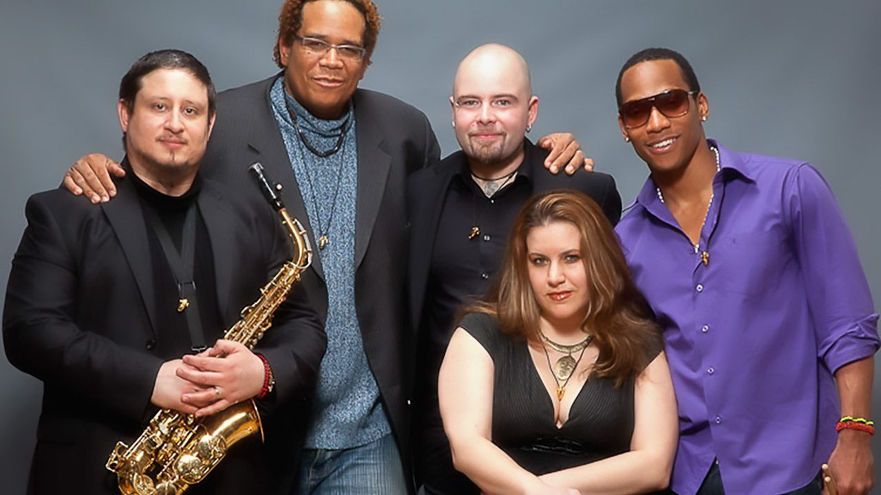 Ariacne Trujillo Quintet