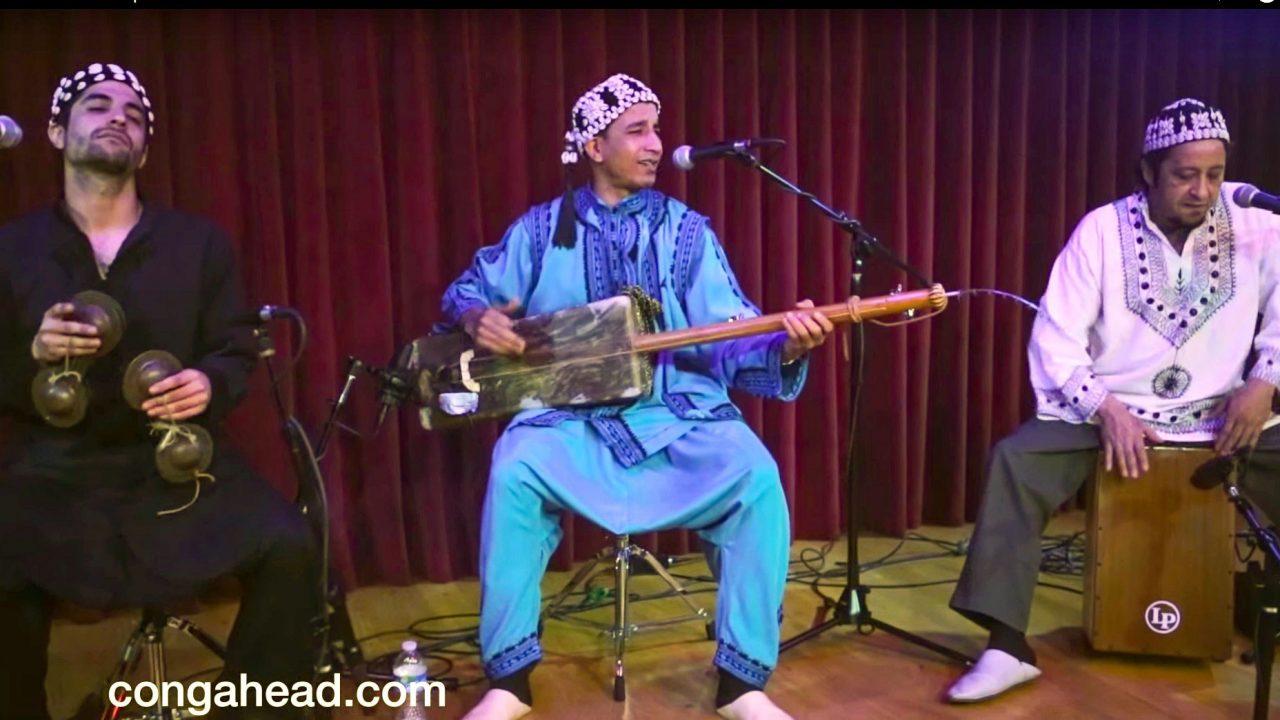Gnawa Boussou Music.  May 25, 22013