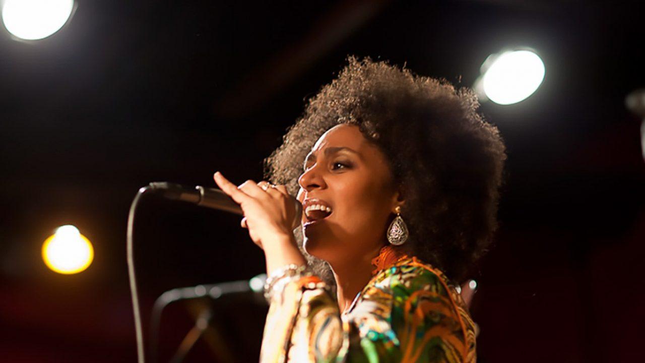 Malika Zarra at Jazz Standard.  April 19, 2011