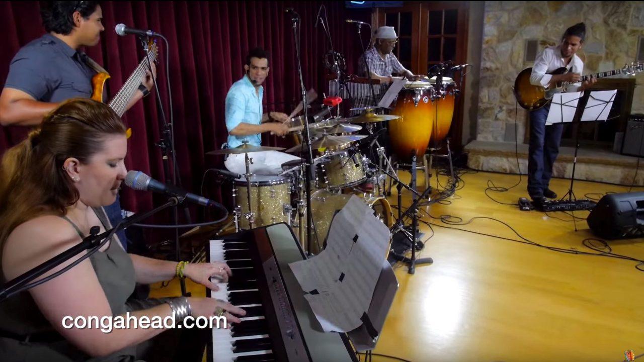 Ivan Llanes and The Cuban Way. June 28, 2013