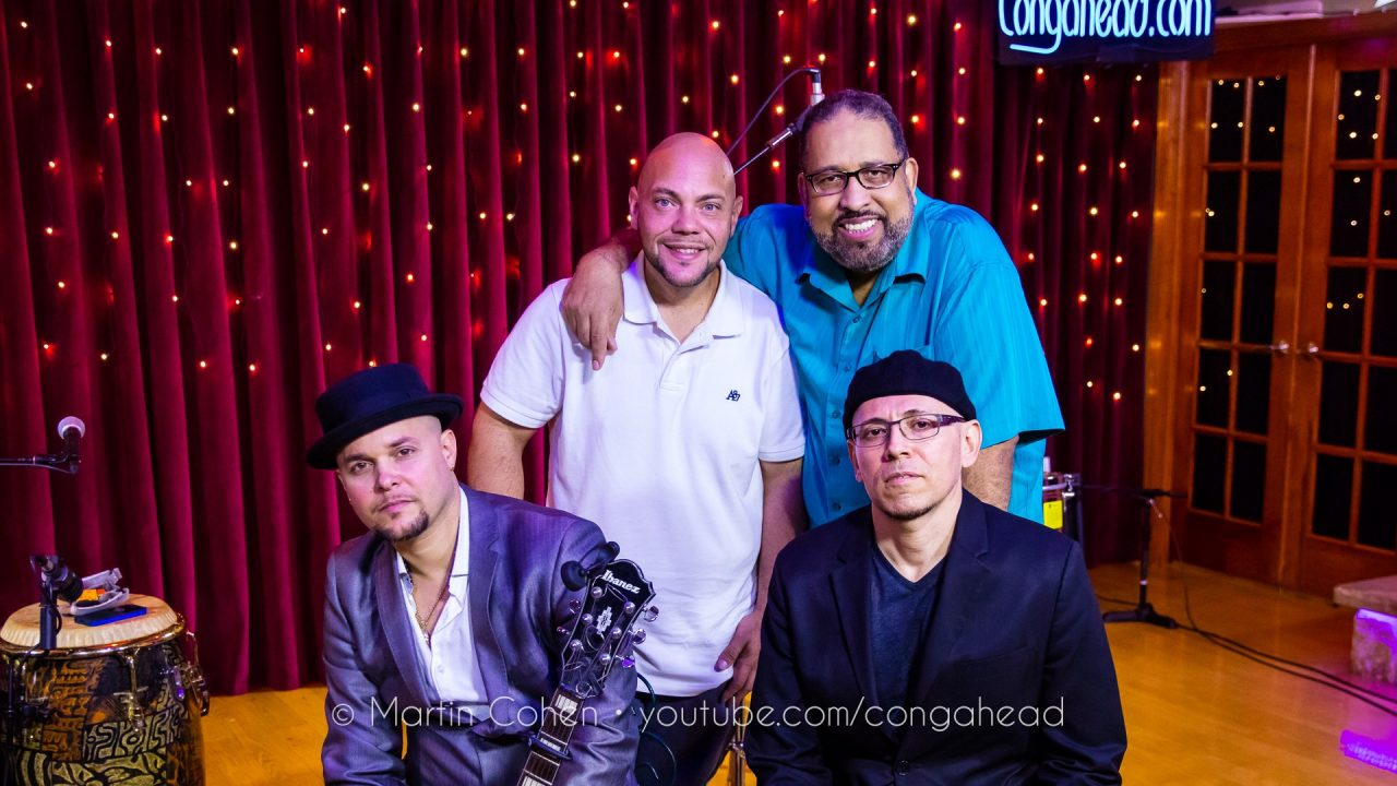 Tres del Solar ft. Ralph Irizarry.  Tribute to Ruben Blades.