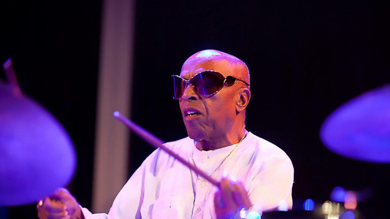 Roy Haynes at Dizzy's Club Coca Cola.  September 7, 2011