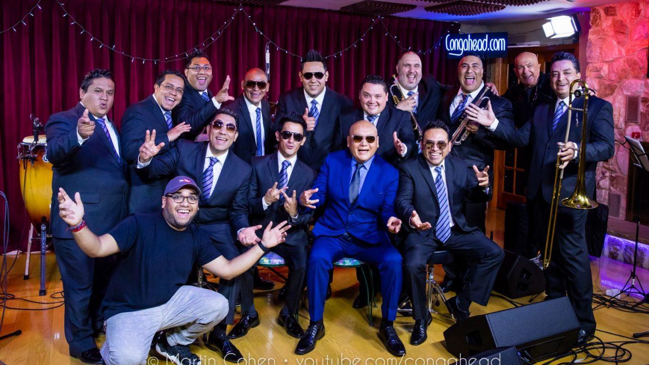 Los Yaguaru De Angel Venegas Y Su Orq. Con Sabor U.S.A.