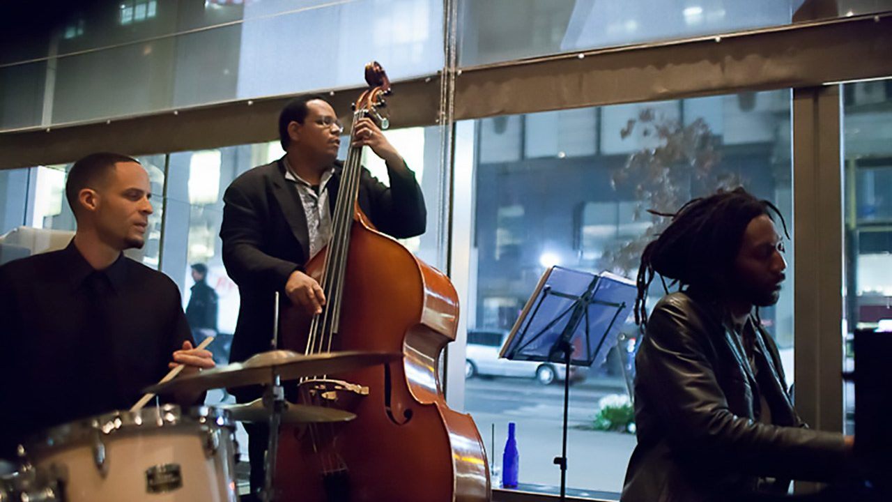 Elio Villafranca at the Setai Hotel, NYC.  March 24, 2012