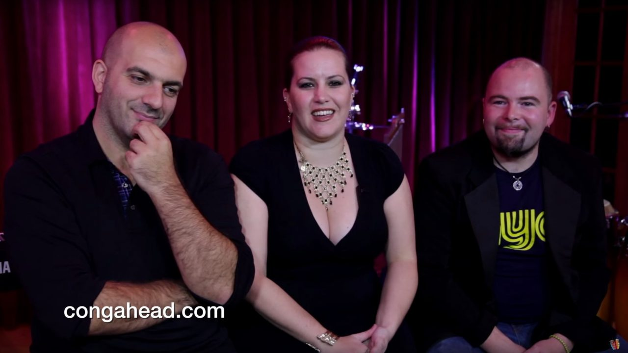 Ariacne Trujillo Durand trio.  October 24, 2013