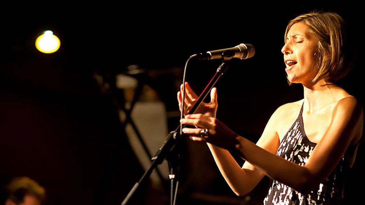 Magos Herrera at the Jazz Standard.  September 20, 2011