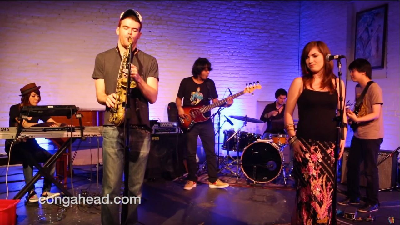 Exotic Experiment and 'Nuf Said at ShapeShifter Lab.  July 26, 2012