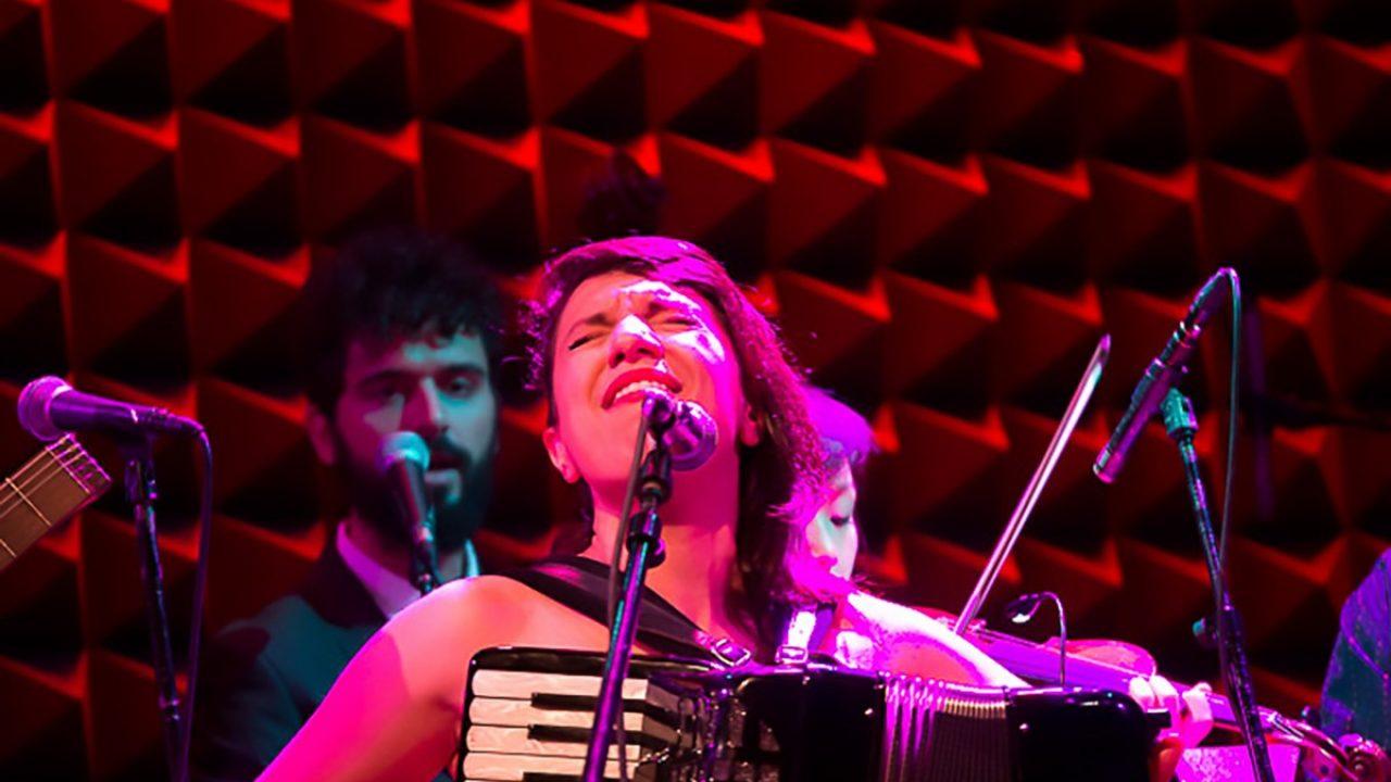 Banda Magda CD Release at Joe's Pub.  May 24, 2013
