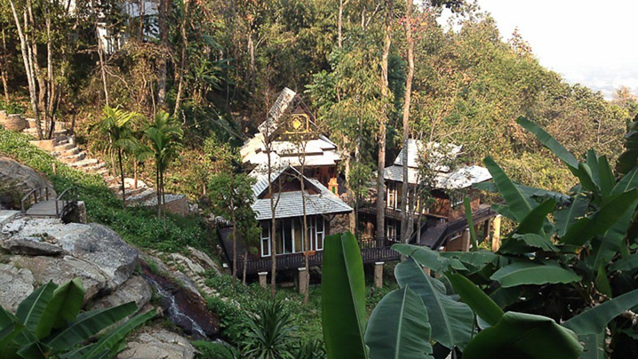 Chiang Mai, Thailand.  February, 2013