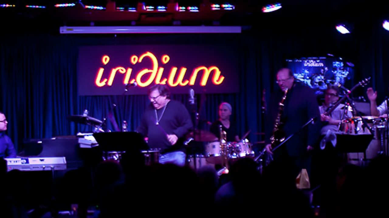 Arturo Sandoval at Iridium, NYC.  November 10, 2011